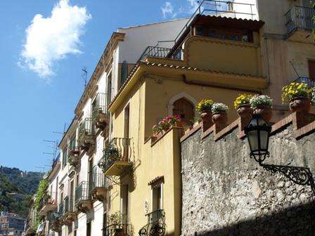 Taormina - ulica