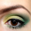 St.Patrick\'s make up