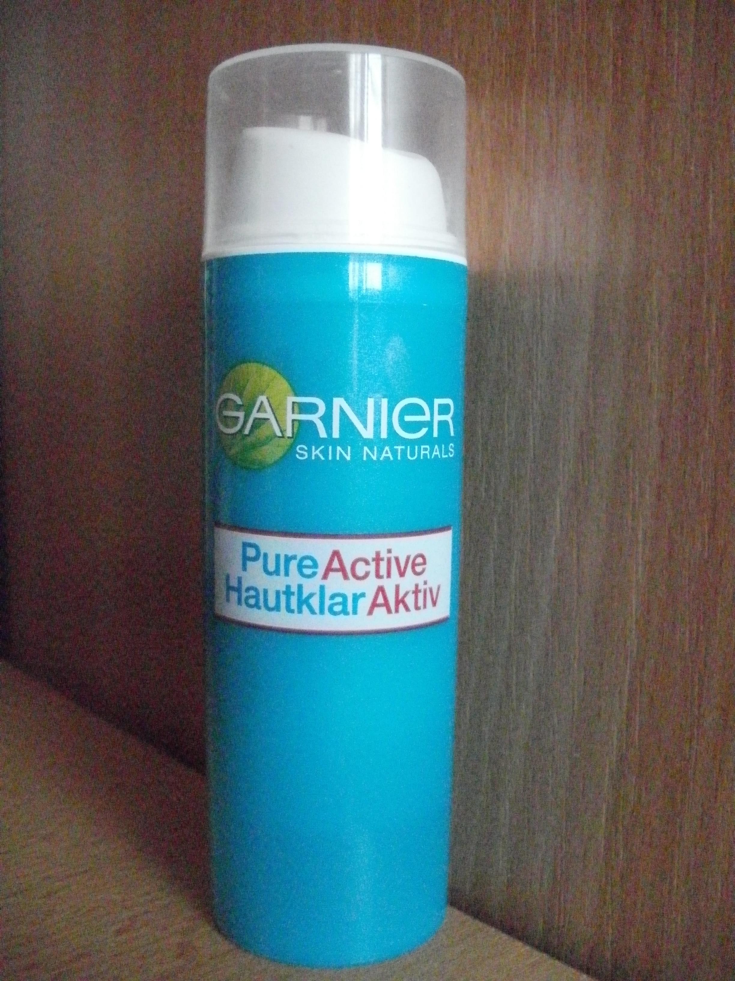 Garnier Pure Active krema