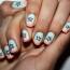 Romantični nokti