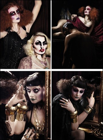 Illamasqua-Theatre-of-Nameless-Makeup-Collection-for-Fall-2011-blonde-redhead-brunette