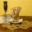 DIY: Coffee Stencil