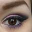 Crno-rozi makeup tutorijal