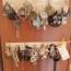 DIY – Shabby chic polica za nakit