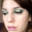 Make up inspiriran Chanel Peridot lakom za nokte