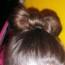 Moderna Lolita: frizura – mašnica