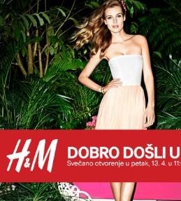 H&M u Osijeku