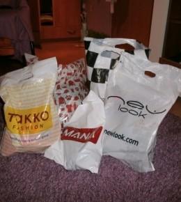 Moja proljetna kupovina