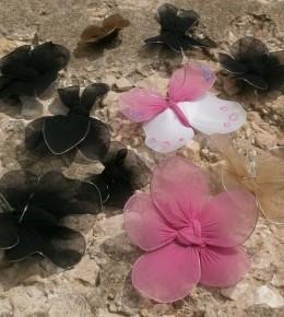 DIY leptirići i cvjetići od žice