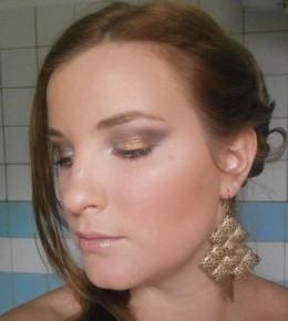 Diskretan maturalni makeup