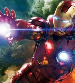 Avengers makeup – Iron Man