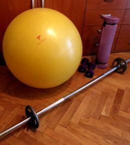Šminkerice vježbaju – dio 1.