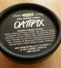 Lush Oatifix svježa maska za lice