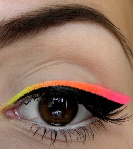 Makeup izazov 2 – neon