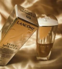 Lancôme Teint Miracle – prvi dojmovi