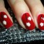 Nail art izazov – 1. dan: crveni nokti