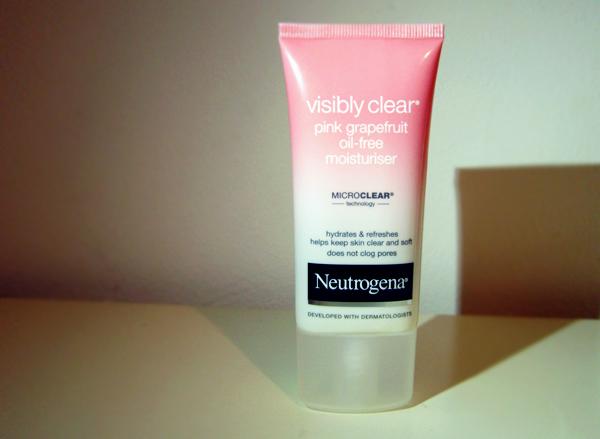 Neutrogena Visibly Clear Pink Grapefruit Moisturiser
