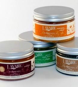 Lavare Prirodni uljni peeling za tijelo