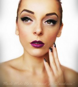 Neo Pin-up Novogodišnji Make up