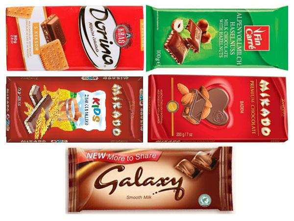 Ostale čokolade
