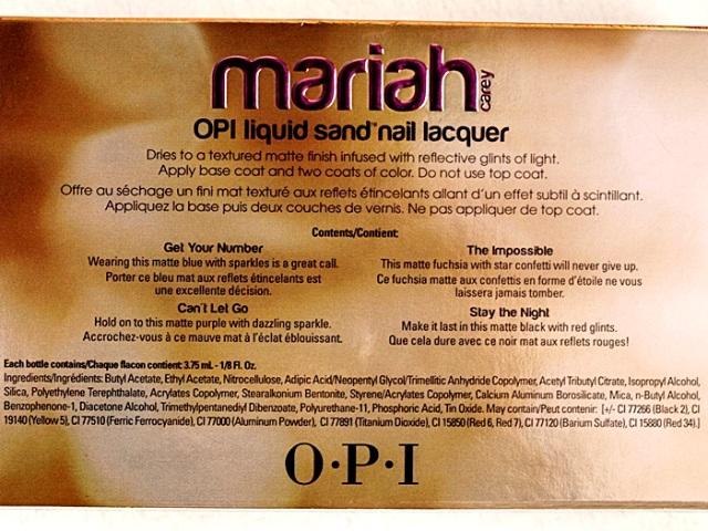 OPI MC 05