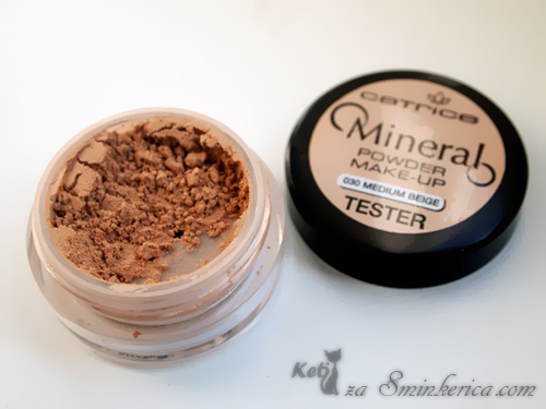 catrice mineral powder