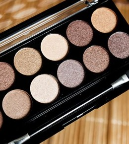 MUA Heaven and Earth paleta – recenzija