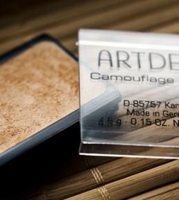 Artdeco Camouflage cream – recenzija