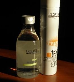 L'Oreal Professionnel proizvodi za masnu kosu