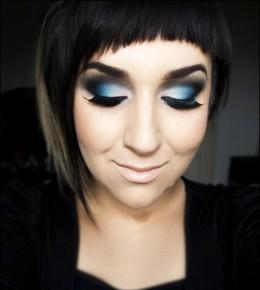 Plavo-crni dramatični tutorial