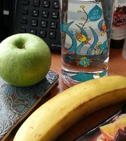 Equa bočica + jutarnja prehrana