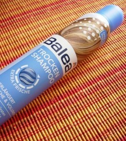 Balea šampon za suho pranje kose