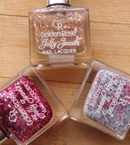 Golden Rose Jolly Jewels lakovi za nokte