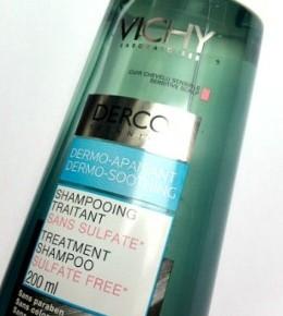 Vichy Dercos šampon za osjetljivo vlasište