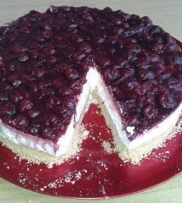 Cheesecake s višnjama