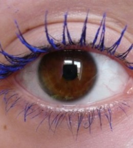 Golden Rose Perfect Lashes (Blue Mascara)