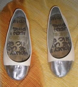 Preobrazba stare obuće u nekoliko koraka