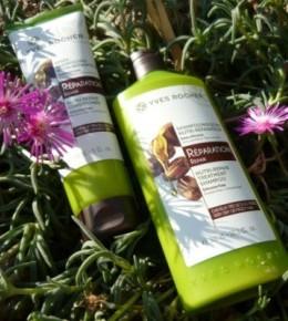 Yves Rocher šampon i balzam za obnavljanje kose