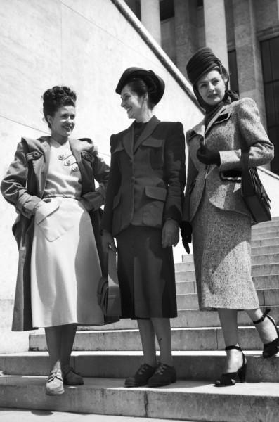 Ladies In Paris, 1947