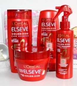 L'Oreal Elseve Color Vive kolekcija