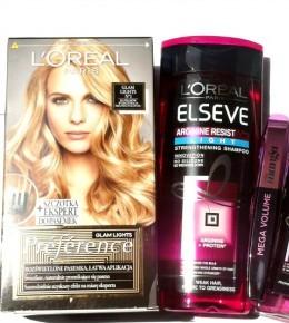 L'Oréal Préférence Glam Lights natječaj