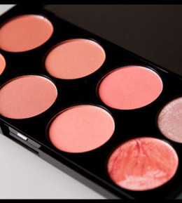 Makeup Revolution Ultra Blush and Contour Palette - Hot Spice
