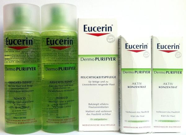 eucerin pokloni