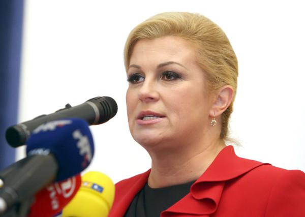 Kolinda Grabar Kitarović se predstavila članovima Središnjeg vijeća i Predsjedništva HSLS-a