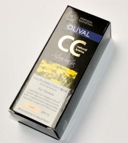 Olival CC krema s uljem smilja