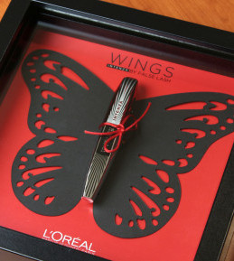 L'oreal False Lash Wings Intenza maskara