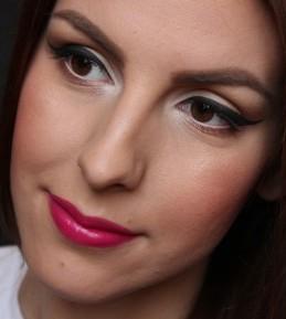 Dugotrajni proljetni makeup