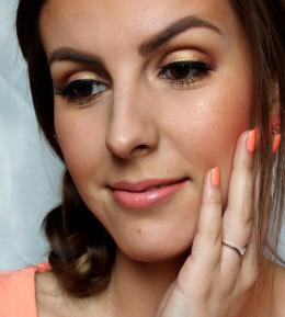 Makeup boje breskve