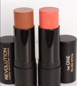 Makeup Revolution The One Blush Sticks