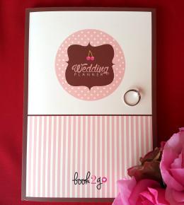 Planiranje vjenčanja s Book2Go Wedding plannerom [VLOG + darivanje]